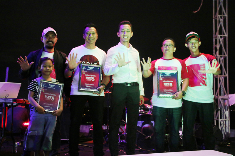 CBR Owner Tangerang Sukses Gelar Perayaan HUT ke-5 Usung Tema Super 5
