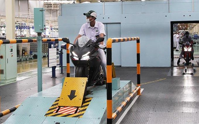 All New Honda CBR250RR Diproduksi di Pabrik AHM Karawang