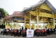 Riau CBR Club Gelar Family Gathering Sekaligus Pelantikan Anggota Baru