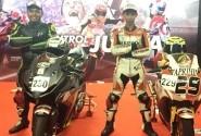 CRT Wadah Salurkan Hobi Balap Anggota CROW Tangerang