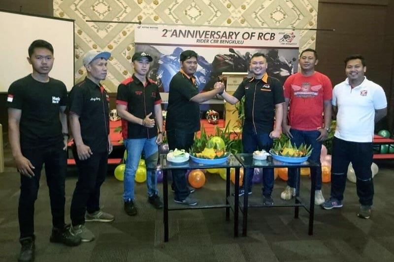 Rider CBR Bengkulu (RCB), Sudah Punya 3 Chapter