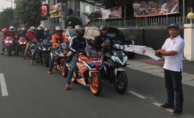 Wahana Ajak Komunitas Sport Rolling City dan Nobar MotoGP