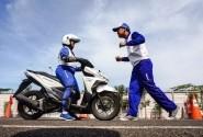 Agen Safety Riding Kelana Kampung Dibekali Pelatihan oleh MPM Distributor