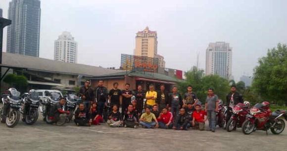 Hasil Sarasehan Nasional CBR 250 Club