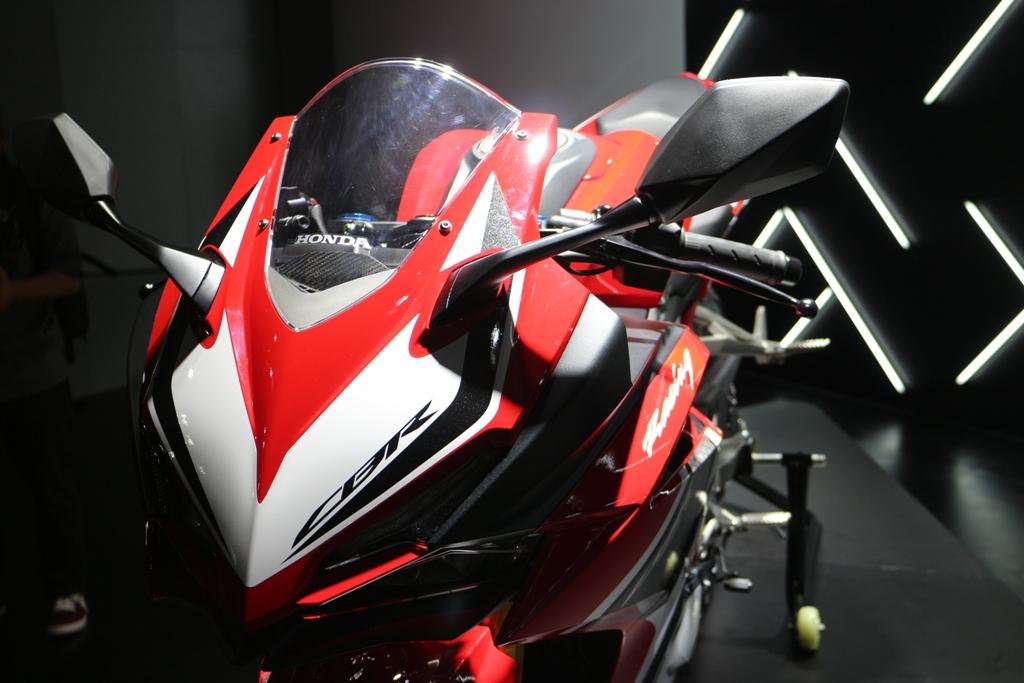 All New Honda CBR250RR Sebagai Motor Lightweight Supersport Terbaik di Kelasnya