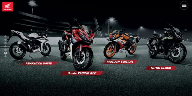 All New Honda CBR 150R, Motor Dengan Performa Terbaik di Kelasnya