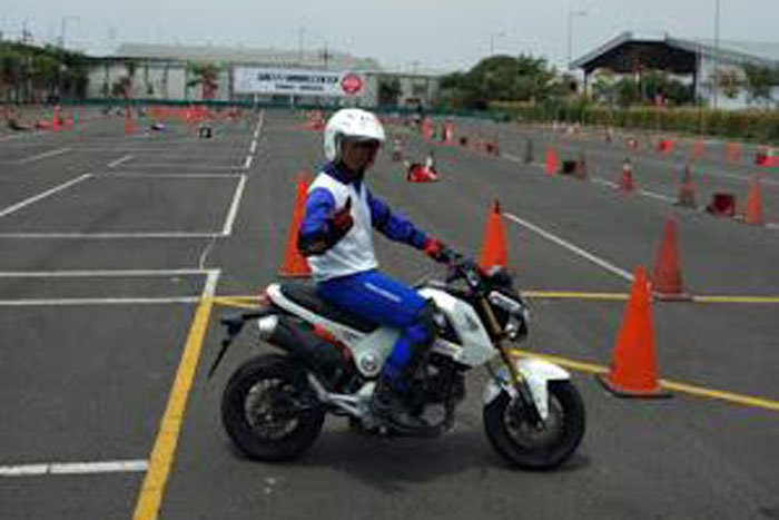 Instruktur Safety Riding Sumut Siapkan Diri Taklukkan Jepang