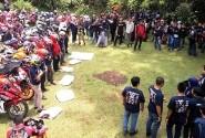 Daftar Komunitas yang Ikut Sunmorgab Honda CBR di Bogor