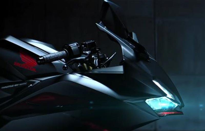 Performa Honda CBR250RR Dalam TVC
