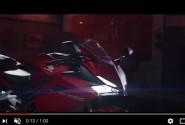 TVC Honda CBR 250RR 2018, Warna Bravery Mat Red Bikin Ngiler