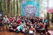 Nikmati Sejuknya Hutan Pinus di Tourgab 4 AHC All Java Region di Majalengka
