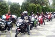 Jambore Regional Honda CBR se-Sumatera 2015 Banjir Peserta
