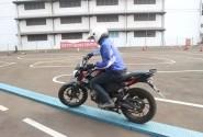 Latihan Skill Ala Wahana Hadapi Kejuaran Safety Riding tingkat Nasional Nasional