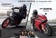 Wahana Gelar Lounching Regional Honda CBR 250RR Terbaru