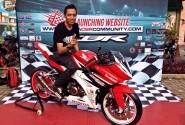 Awalnya Cuma Sharing, Rupanya Hal Itu yang Bikin Iwan Suryo Tertarik Bergabung Bersama komunitas Honda
