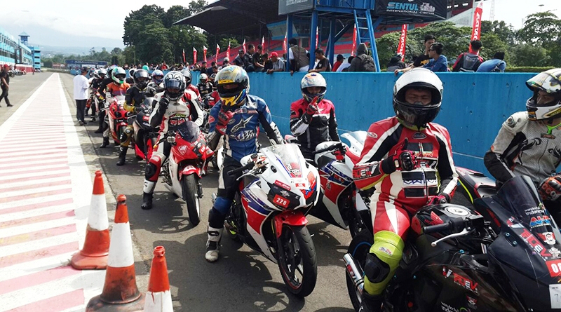CBR TAC Racing Team Inginkan Podium di ICE Day 2018 Seri Pertama
