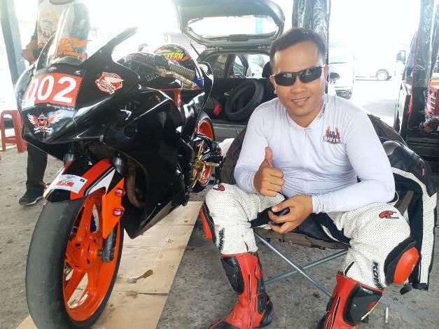 Aldo CRONS kurang beruntung di Indonesia CBR Rae Day 2018 Seri 2