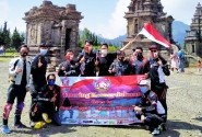 Honda CBR Tangerang Laksanakan Touring Kemerdekaan ke Dieng Plateu