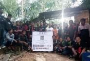 KCI Tanah Bumbu Inisiasi Gelar GAS Bantu Warno Penderita Polio Sejak Lahir