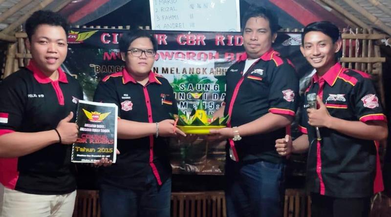 Cibubur CBR Riders Gelar Syukuran Ultah ke-7 Sekaligus Bentuk Kepengurusan Baru