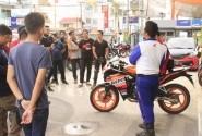 Tips Pengereman Menggunakan Honda CBR