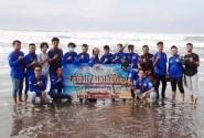 Family Gathering KCI Cirebon Barat Berwisata ke Pantai Parangtritis