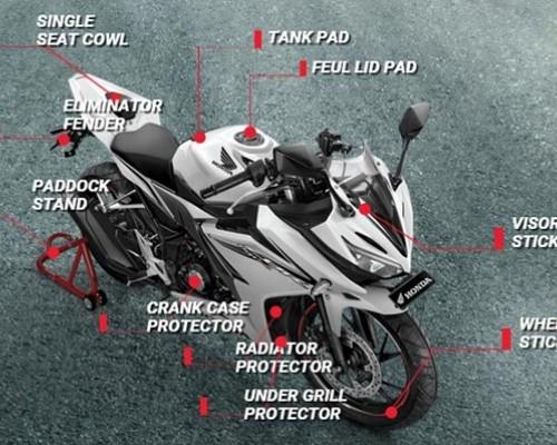 Aksesoris All New Honda CBR 150R