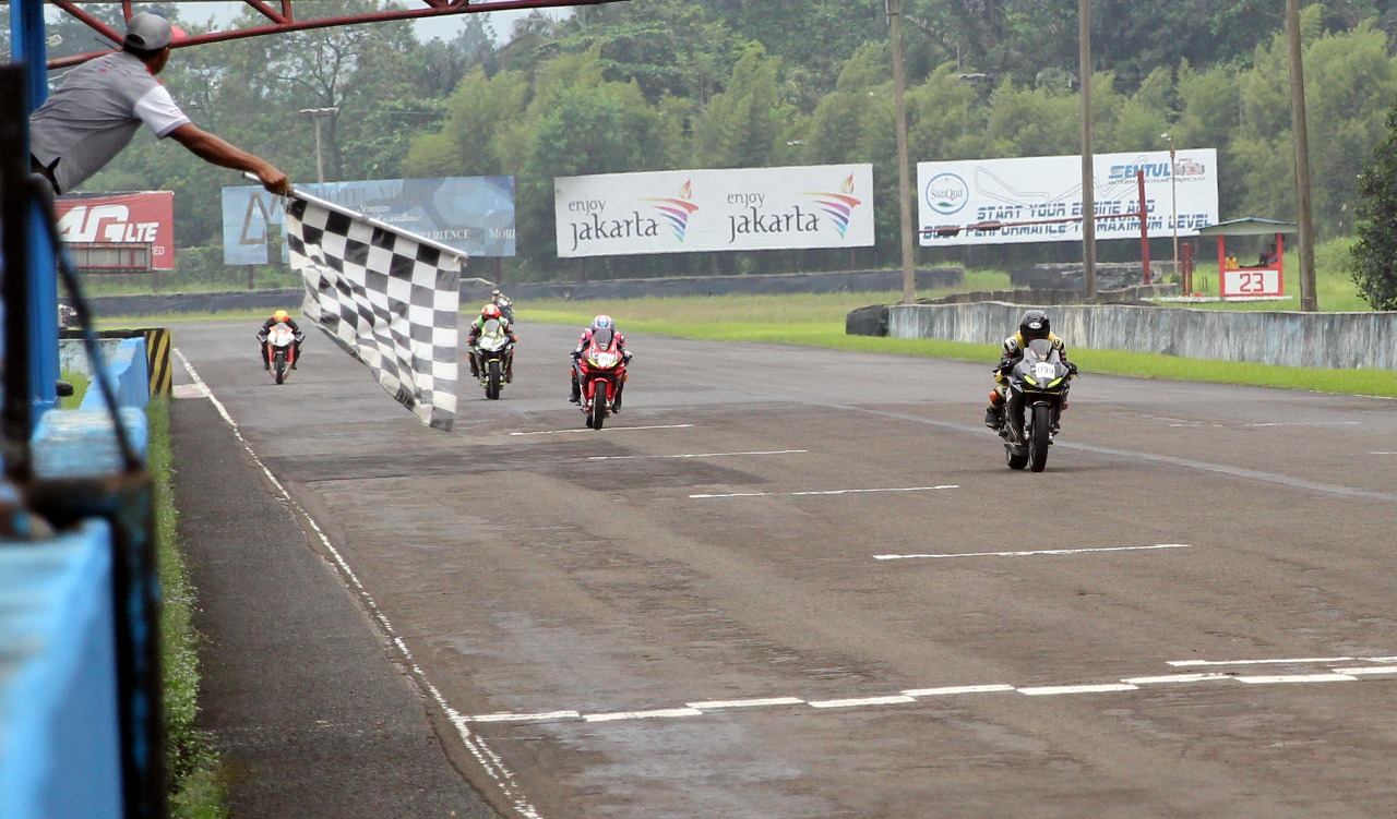 Hasil Balap Indonesia CBR Race Day 2018 Seri 1