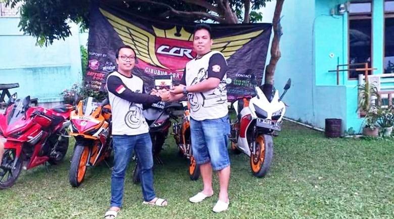 Touring Halalbihalal Cibubur CBR Riders Perkuat Tali Persaudaraan