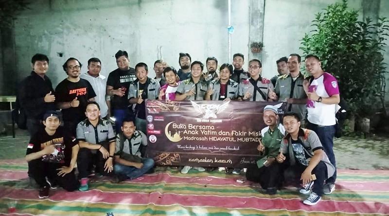 CROW Tangerang Gelar Baksos Ringankan Beban Anak Yatim dan Fakir Miskin