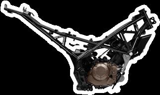 Mengenal Sasis Truss Diamond Frame Pada Honda CBR150R Terbaru, Apa Kelebihannya?