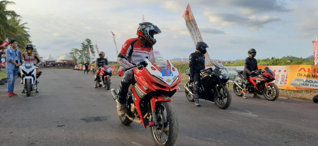 CBR Manado Club Ramaikan OMR Seri Manado