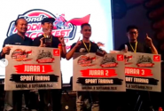 MCO 2nd Winner Honda Modif Contest Malang