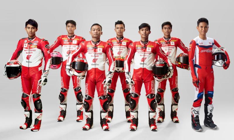 Inilah Para Pebalap AHRT yang Akan Berjuang pada 2021 demi Membuat Indonesia Bangga