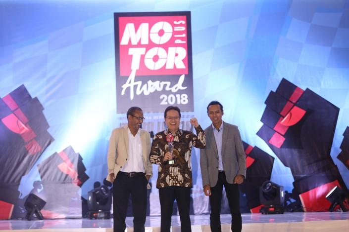 Honda CBR250RR Dinobatkan Sebagai Bike of The Year